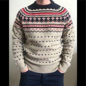 J Crew Wool Cardigan Sweater